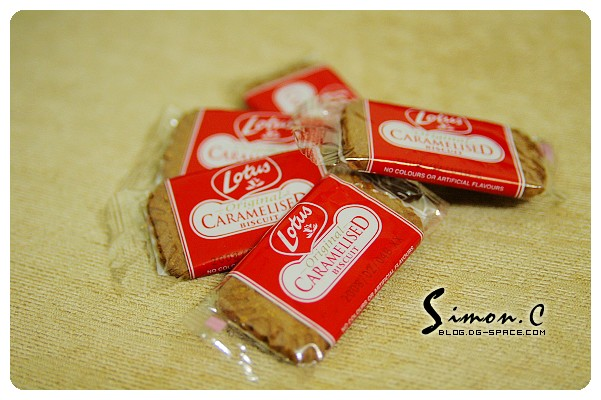 比利時傳統焦糖餅