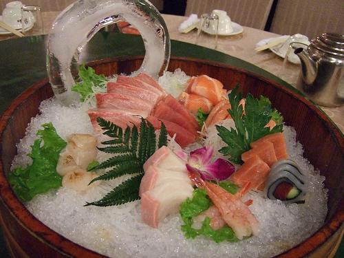 尾牙在新東南海鮮餐廳
