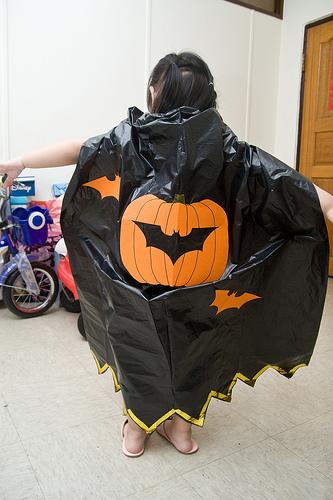 萬聖節之蝙蝠俠南瓜風