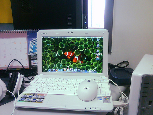 我的第一台小筆電