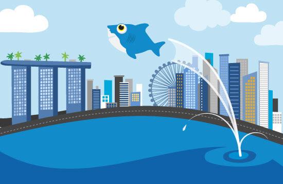[主機推薦] digital ocean 比較平價的 vps ,新的亞洲機房,新加坡機房