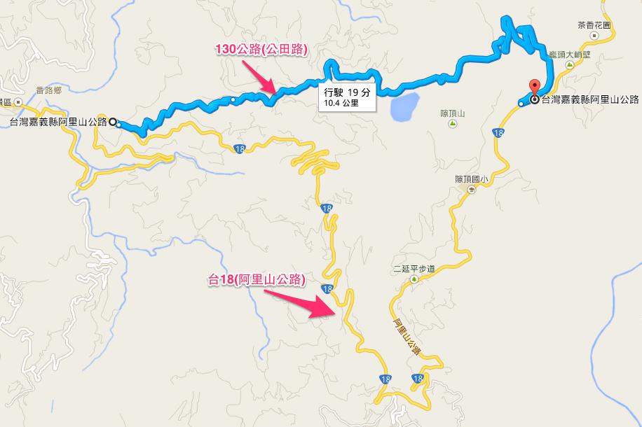 Google Map 給你的路不一定是最好的路